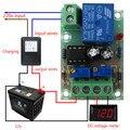 12 V Automático de Carregamento Da Bateria fonte de Alimentação Placa de Proteção de Controle de Inteligência Placa de Relé
