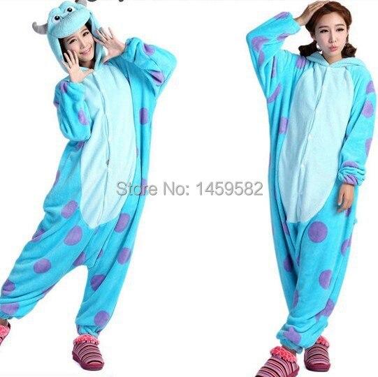 Présentation de Sulli Free-shipping-New-Unisex-Adult-font-b-Sully-b-font-Pajamas-Cosplay-font-b-Costume-b