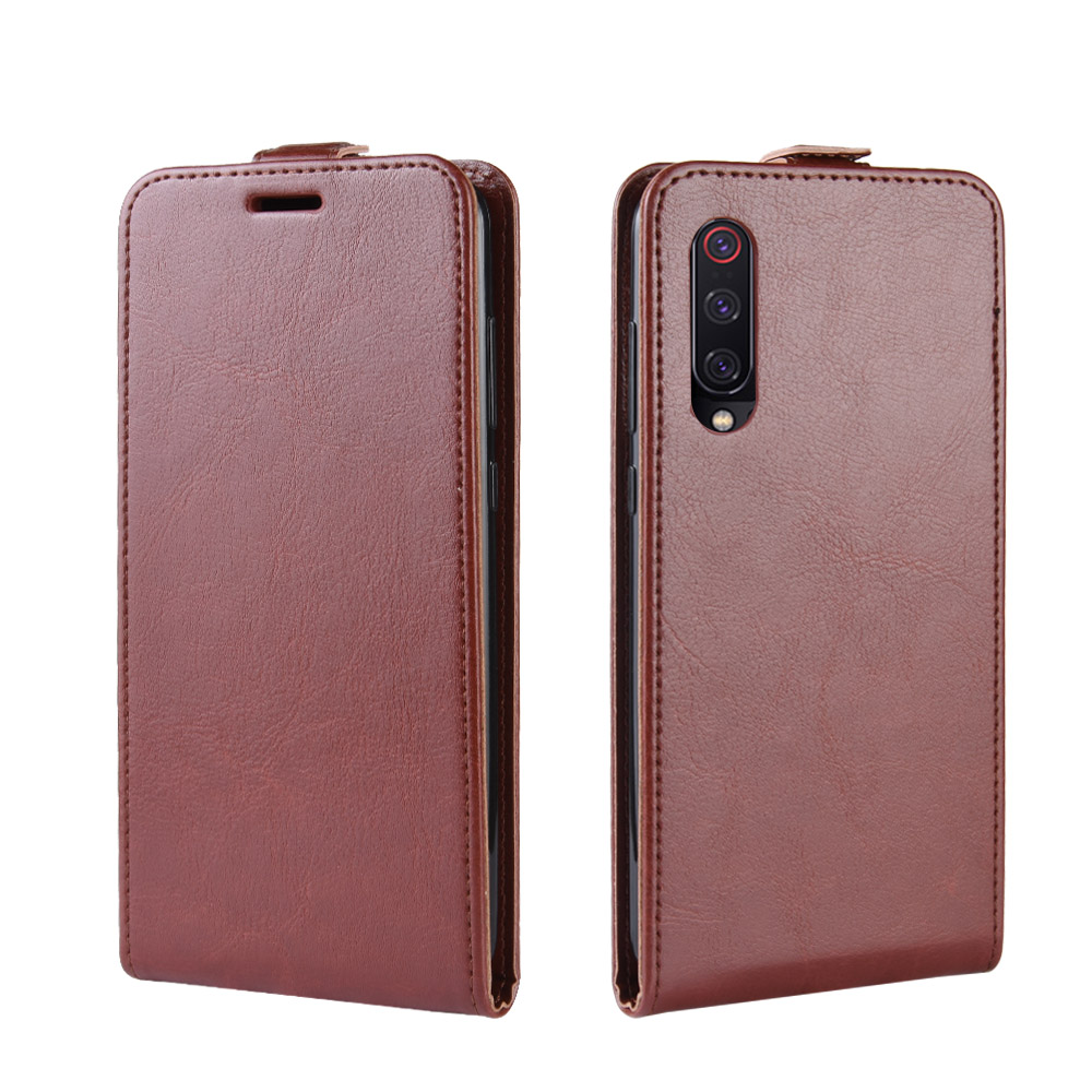 CYBORIS Flip Case For Xiaomi Mi 9 Mi9 Cover Magnetic Plait PU Leather Wallet Case For Xiaomi 9 explorer Mi 9 Phone Bag(China)