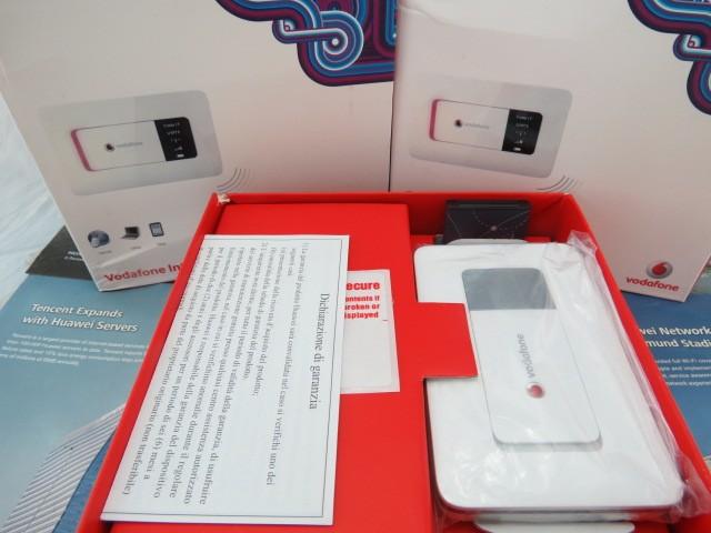 Vodafone r201 wi-fi hotspot móvel