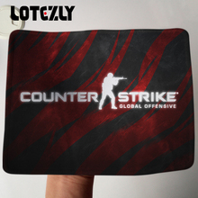 Hot Gaming Counter Strike Global Offensive Wallpaper Mousemat Stitched Edge Mousepad Computer Loptop Desktop Rubber Mice Mat