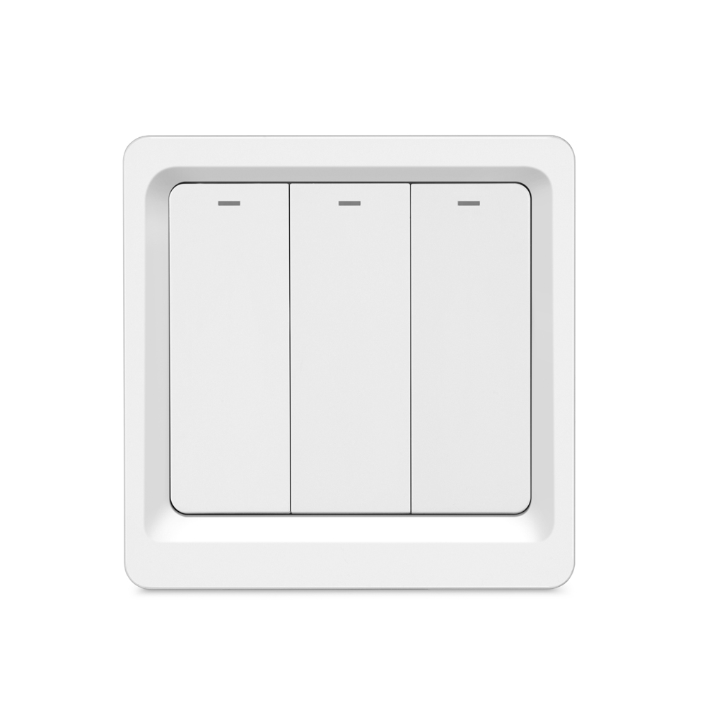 Image 2 - Tuya Smart life app Control WiFi Light 86/120 EU/US Button Switch Support Alexa Google Home-in Home Automation Modules from Consumer Electronics