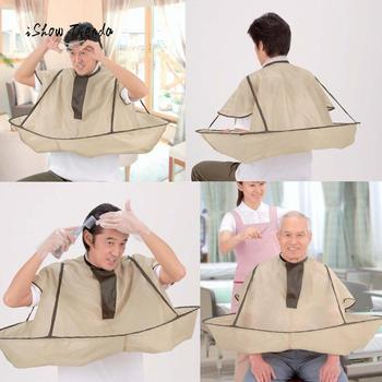 DIY Hair Cutting Cloak Umbrella Cape Salon Barber Salon And Home Stylists Using Hair Cutting Capes Clothes Creative Apron