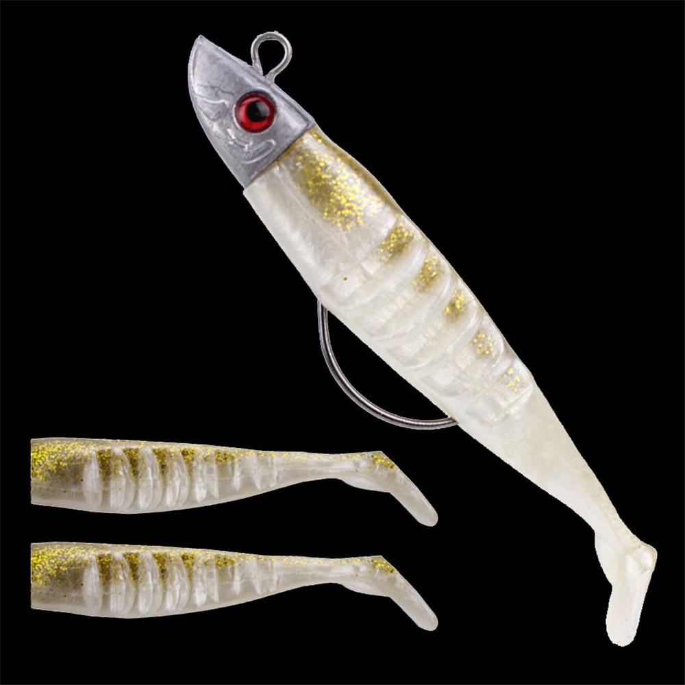 2JS_WALK-FISH-Jigging-Soft-Bait-Fishing-Lures-9cm-15g-11cm-25g-DIY-Lead-Head-Jig-Fish