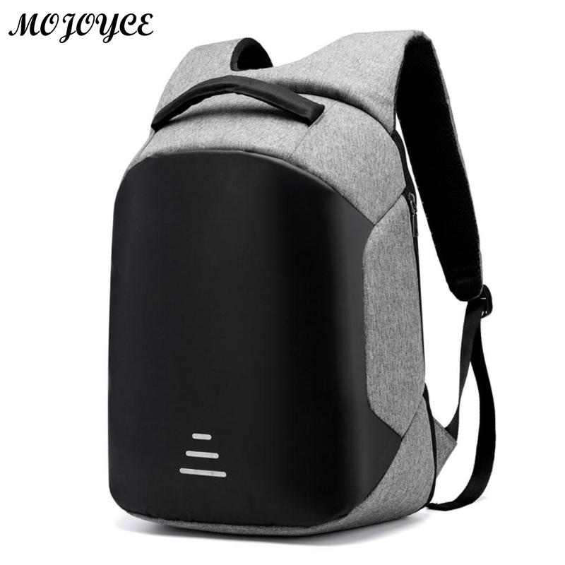 Men Business Backpacks Anti-Theft USB Charging Waterproof Laptop Schoolbags Teenage Travel Portable Multifunction Shoulder Bag