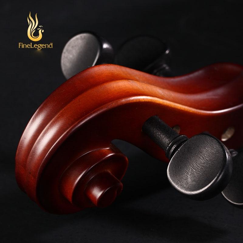 Christina Violin Master V09 Italian violin 4/4 High end antique professional violin musical instrument bow, rosin