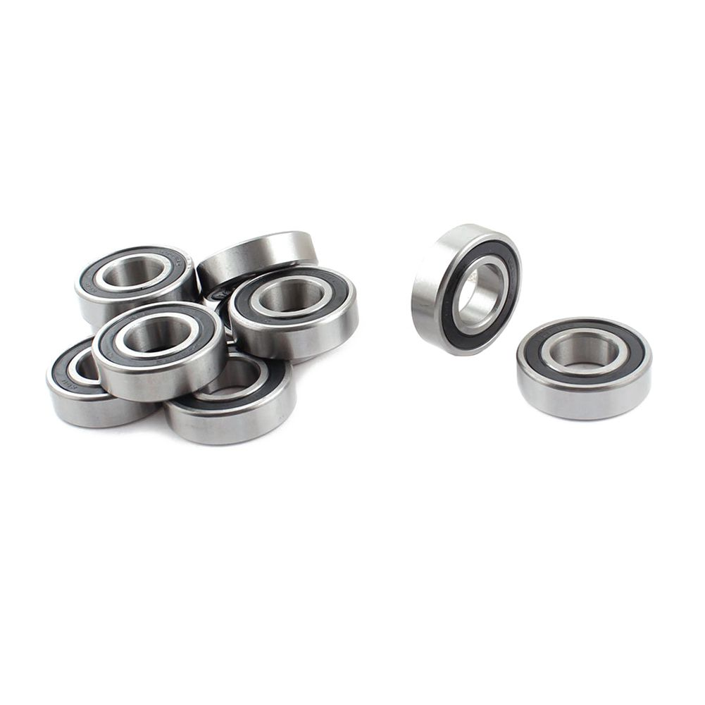 10 x 6004RS Armored Deep Groove Radial Ball Bearings 20mmx42mmx12mm gcr15 6036 180x280x46mm high precision deep groove ball bearings abec 1 p0 1 pcs