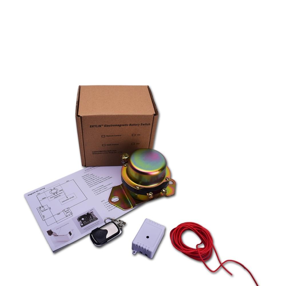 DC 12 V Automobil Batterie Schalter Trennen Fernbedienung Kit ...