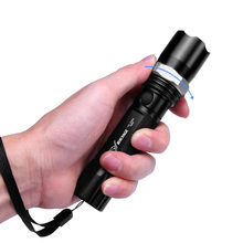 YAGE CREE LED Flashlight Rotary Focus Cree Portable Torch Zoomable Rechargable Lantern Linternas China post shipment no tracking