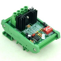 DIN Rail Mount Low Voltage Disconnect Module LVD 48V 30A Protect Battery