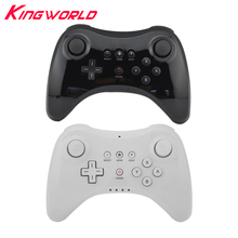 High quality Remote Controller wireless Gamepad Game Joystick For Nintendo for Wii U Pro with USB Cable