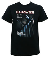 Authentic HALLOWEEN Movie One Good Scare Michael Myers T-Shirt S-3XL NEW T Shirt Hipster Cool O Neck Tops Tee Plus Size halloween horror shirt michael myers premium graphic t shirt s 5xl