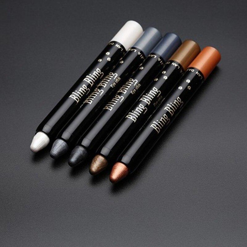 Женская красота водонепроницаемый маркер тени для век Карандаш косметический блеск Тени для век подводка для глаз Ручка новое поступление|eyeshadow pencil|pen neweye shadow pen | АлиЭкспресс