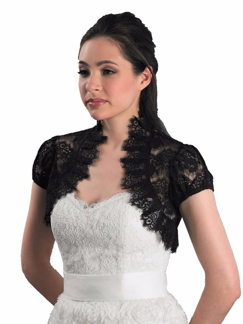 Lujoso Chaqueta Para El Vestido De Novia Ideas Ornamento Elaboración ...