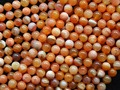 Free Shipping (2 strands/set) Natural 6mm Red Carnelian Agate Round Loose Beads DIY Semi-precious Stone Wholesale