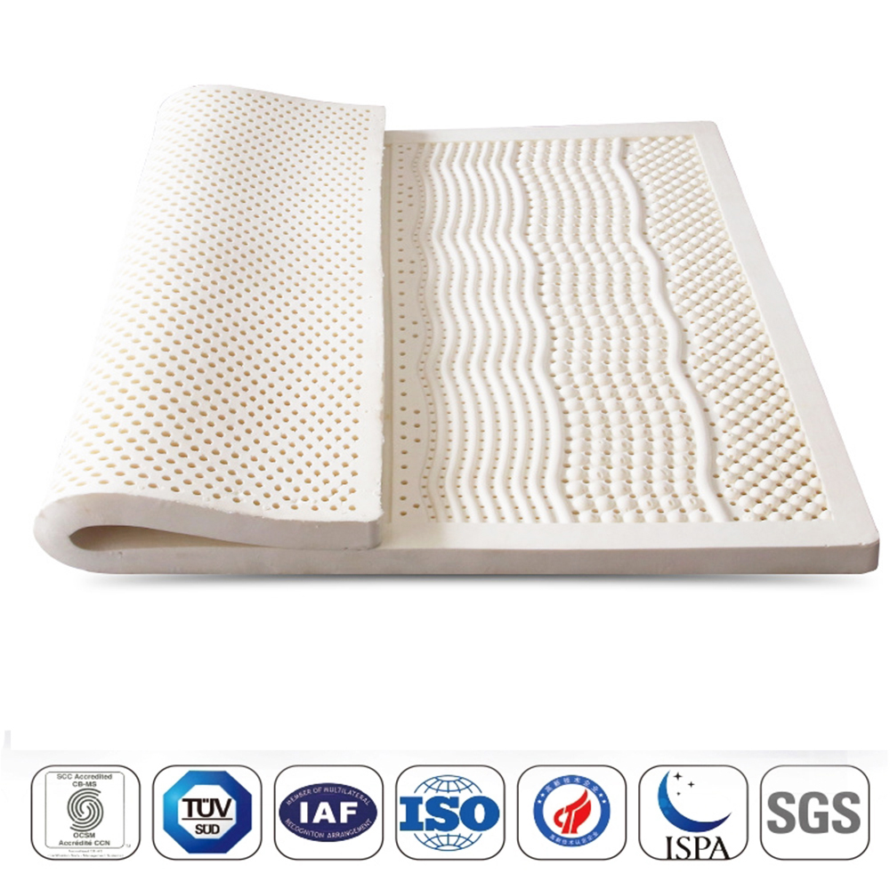 5CM Thickness Tatami Mat Latex Mattress With Outer Inner Case Cervical Vertebra Body Protector Single Double Size Mattress