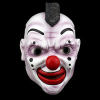 Slipknot Mask Halloween Party Mask Horror Movie Theme Slipknot Joey Mask Scary Ghost Cosplay Prop For Costume Carnival Parties