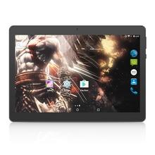 Nueva llegada Yuntab k17 Tablet PC Quad-Core Phablet Android5.1 con de doble cámara Construida en 2 Ranuras Para Tarjetas Sim 4500 mAh Normal batería