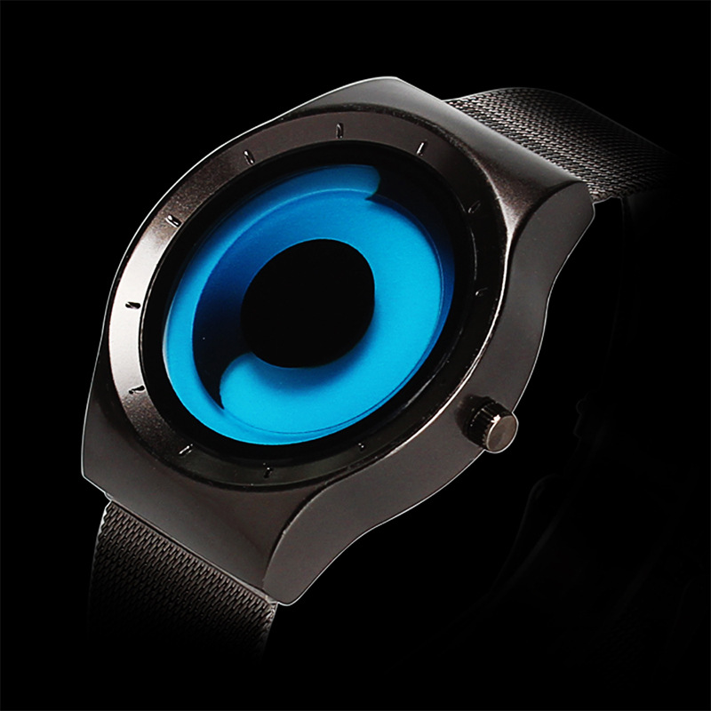 Aicsrad New Creative Star Vortex Women Watches Luxury Alloy Quartz Wristwatch Women Men Lovers Watches For Women Drop Shipping To Be Highly Praised And Appreciated By The Consuming Public Watches