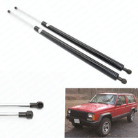 2x Tailgate Hatch Lift Supports Shock Gas Struts For Jeep Cherokee 1984 1994 Wagoneer 1984 1990
