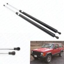 2 шт. Авто Багажника Люк Boot Лифт Поддержка Шок Газа Стойки для Jeep Cherokee 1984-1990 1991 1992 1993 1994 Вагонир 1984-1990