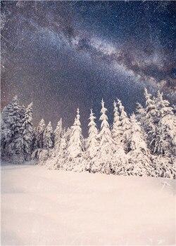 LIFE MAGIC BOX Photocall Accesorios fondo de invierno foto del árbol telones...