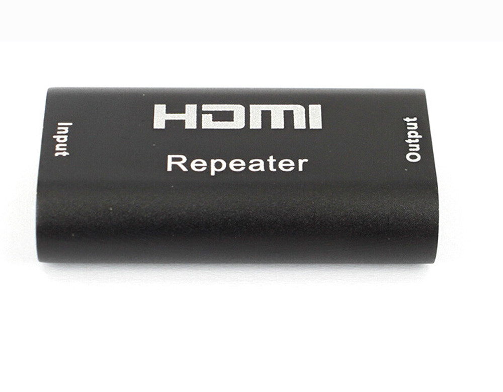 HIPERDEAL 130FT 40M 1080P Full HD 1.65G bps HDMI Repeater Extender Amplifier Booster