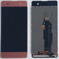 Pink Touch Digitizer LCD Display Assembly For Sony Xperia XA F3111 F3113 F3112