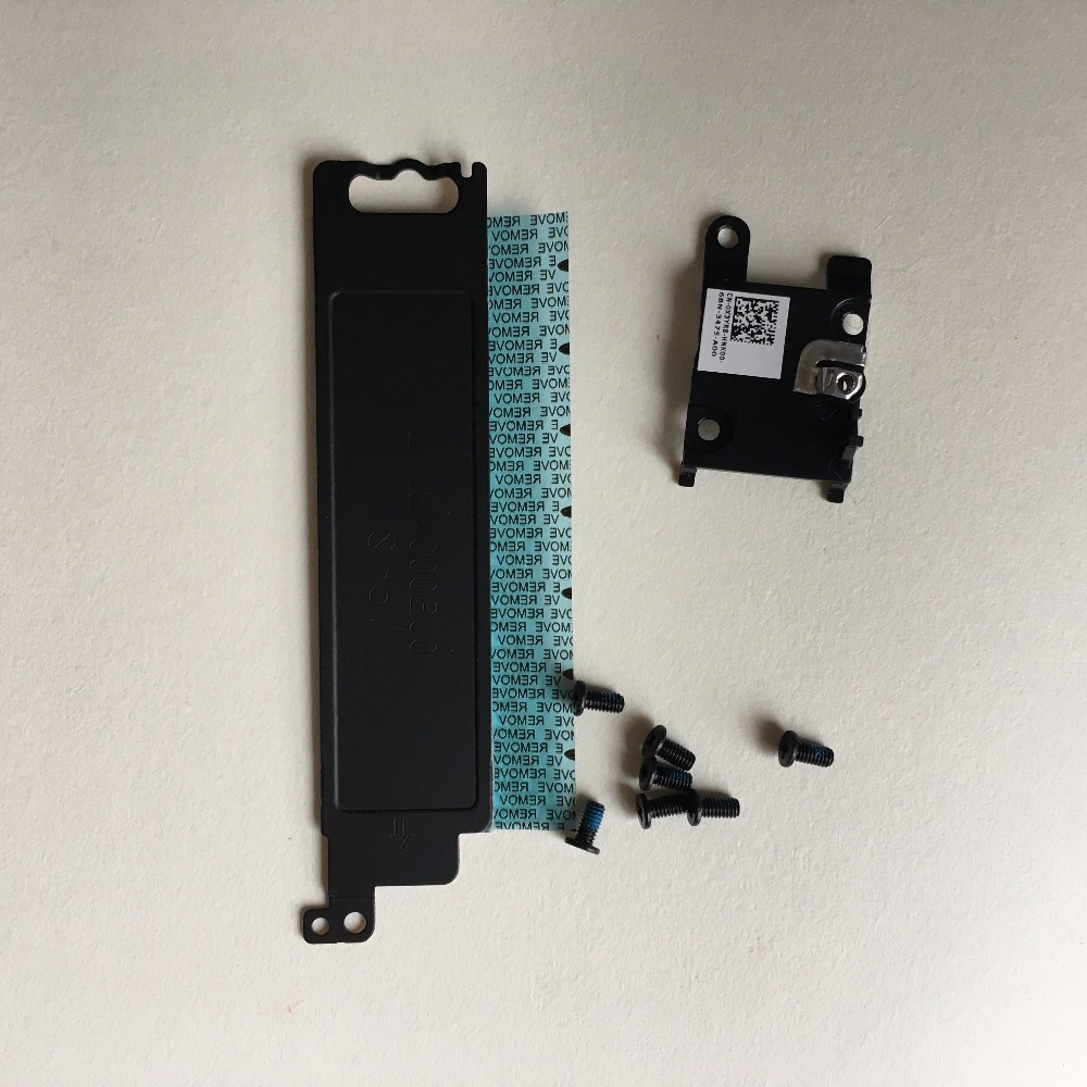 FOR Dell Latitude E5270 E5470 E5570 Precision 3510 M.2 NGFF nvme SSD Frame and SSD PLATE 0X3YR8 01X2MT X3YR8 1X2MT