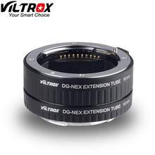 Viltrox DG NEXオートフォーカスマクロエクステンションチューブリング用ソニーeマウントnex 5r nex 7 nex 5/6/7 a7 a7r a7s A7SII nex 7 nex a6000 A6300