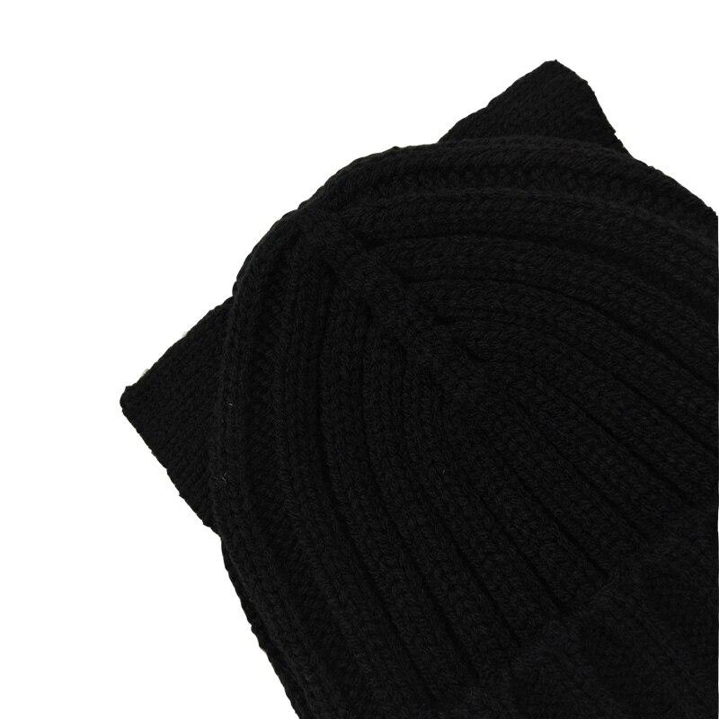 2016 amerikanische Modemarke Wolle Häkeln Beanie Strickmütze Hut - Bekleidungszubehör - Foto 4