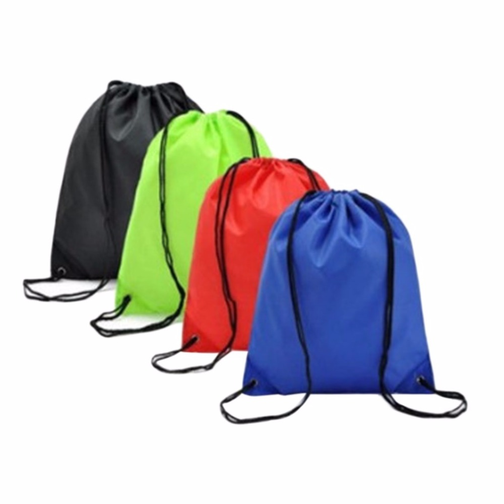 Natación bolsas de Playa Con Cordón Bolsa de Deporte Gimnasio Mochila Impermeabl