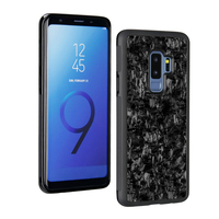 Forged Case for Samsung Galaxy S9 S9 Plus Case with Full Protection Shockproof Cover for Carbon Fiber Case for Samsung S9+