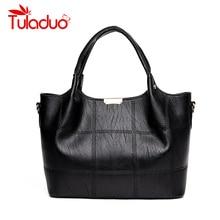 Bolsa Feminina PU Leather Women Bags Designer Handbags High Quality 2017 Ladies Bags Famous Shoulder Bag New Tote Sac A Main