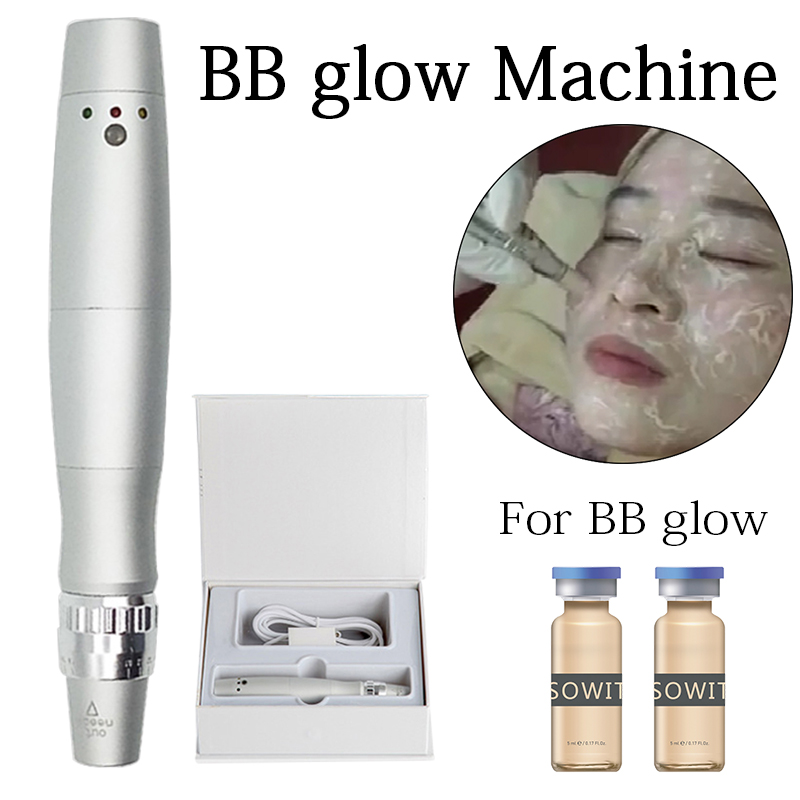 Newest BB Glow treatment Machine BB Cream Pen White serum BB Cream foundation beauty Machine Remove Acne Scar cosmetic makeup Newest BB Glow treatment Machine BB Cream Pen White serum BB Cream foundation beauty Machine Remove Acne Scar cosmetic makeup