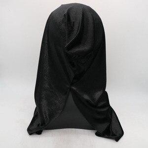 Image 4 - 怖い大人歳魔女マスクラテックス不気味なハロウィン仮装しかめっ面パーティー衣装アクセサリーコスプレ小道具大人ワンサイズ
