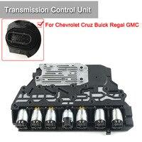 Módulo de Control de Transmisión automático 6T40 6T45T TCM de 6 velocidades para Chevrolet Cruz Buick Regal GMC
