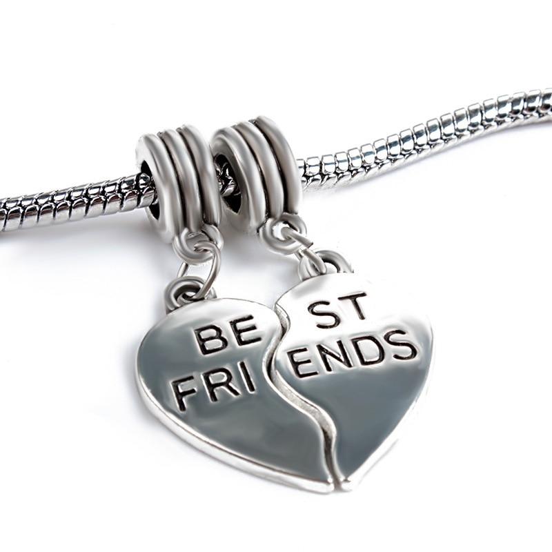 ciondoli per bracciale pandora amicizia