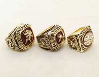 Who Can Beat Our Rings High Quality Super Bowl 1999 Los Angeles RAMS Championship Ring With
