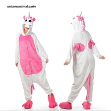 Kigurums New Unicorn Pajama Kawaii Onesie Anime Hoodie Pyjamas Cosplay For Holloween Christmas Party