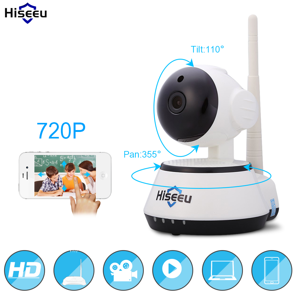Home Security IP Camera...