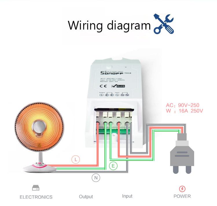 Sonoff Th16 Wiring Diagram from ae01.alicdn.com