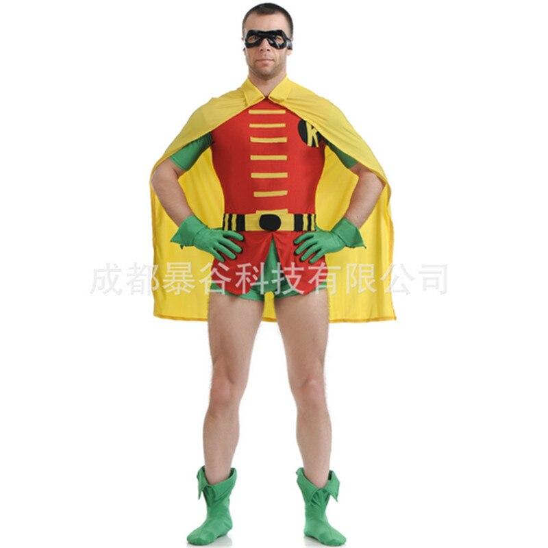 Новинка 2017 года Высокое качество Супермен Колготки show Человек-паук Косплэй костюм цифровой печати Hero Производительность одежда на Хэллоуи...