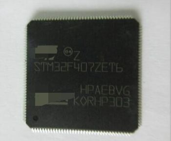 Free shipping 10PCS/LOT  in stock STM32F407ZET6
