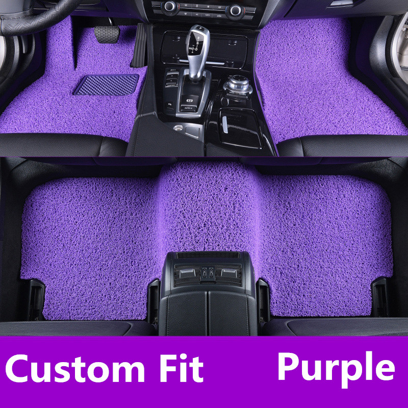 free shipping custom fit car floor mats case for honda accord 2007 2008 2009 2010 2011 2012 2013. Black Bedroom Furniture Sets. Home Design Ideas