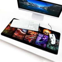 Tokyo Ghoul mouse pad big pad to mouse notbook computer mousepad best seller LOL gaming padmouse gamer to laptop keyboard