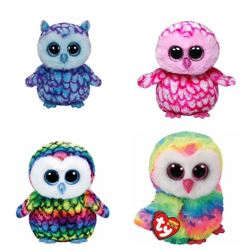 Detail Feedback Questions about Ty Beanie Boos 6
