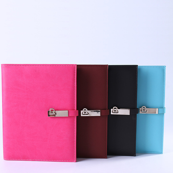 цена NEW Spiral Leather Notebook diary 80 Sheets Creative Trends Notepad Bussiness Note book Office school supplies Gift онлайн в 2017 году