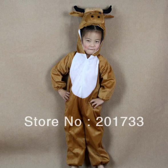 2013 New kids bull mascot carnival party pajamas costume KMSC0006-in Anime Costumes from Novelty u0026 Special Use on Aliexpress.com | Alibaba Group  sc 1 st  AliExpress.com & 2013 New kids bull mascot carnival party pajamas costume KMSC0006-in ...