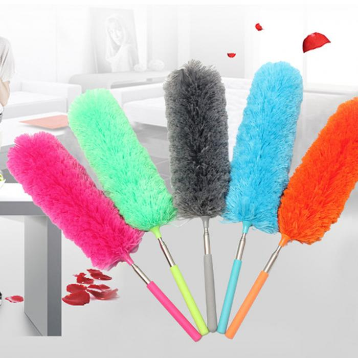Soft Microfiber Duster Brush Static Anti Dusting Home Air Condition Car Furniture Cleaning Best Price